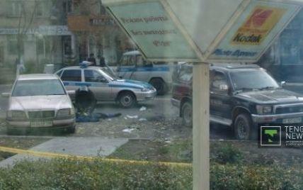 """Джихадіст влаштував """"суботній терор"""" цілому місту в Казахстані - 7 жертв"""