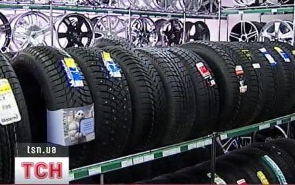 Уряд затвердив податок на автомобільну гуму