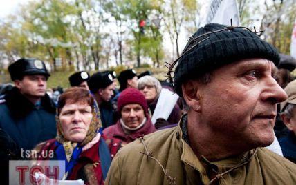 На надто вимогливих чорнобильців обіцяють завести справи