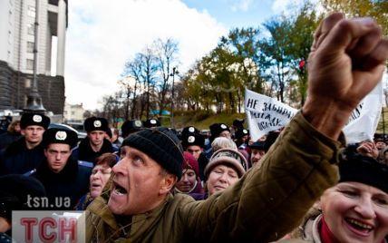 Уряд пообіцяв чорнобильцям за декілька днів знайти майже сім  мільярдів