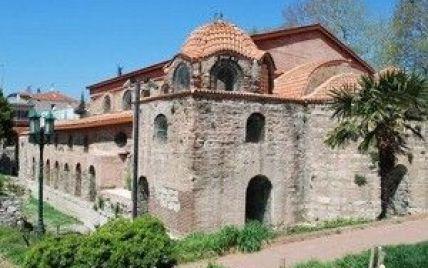 Древній християнський храм перетворили на мечеть