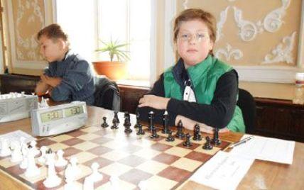 9-річний Шевченко переплюнув самого Каспарова