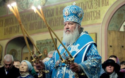 Патріарху Кирилу на урочистому богослужінні стало зле
