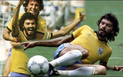 Помер легендарний бразильський футболіст Сократес