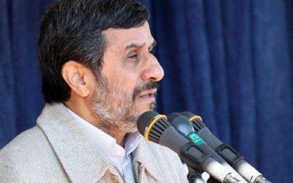Ахмадінежад: Іран не відступить ні на крок