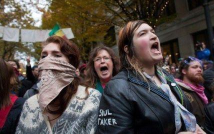 У Нью-Йорку протестувальники намагалися перекрити метро