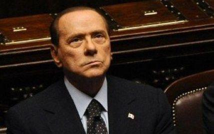 Берлусконі порівняв себе з Муссоліні