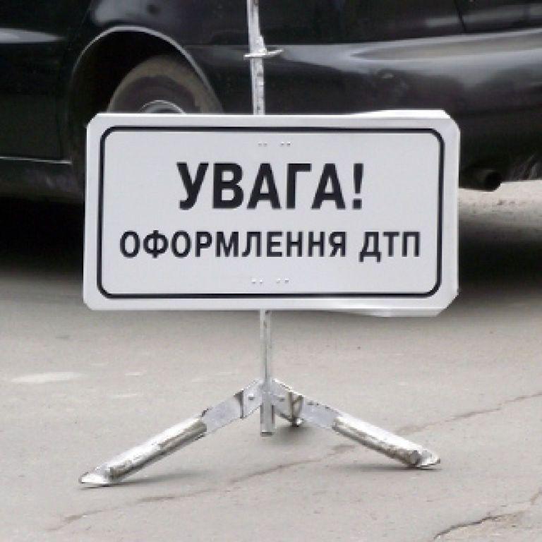 В Киеве произошло одна из самых забавных ДТП в 2020 году: видео
