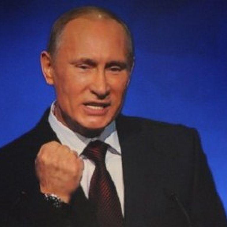 """Американці почули, як Путіна освистали на з'їзді """"Єдиної Росії"""""""