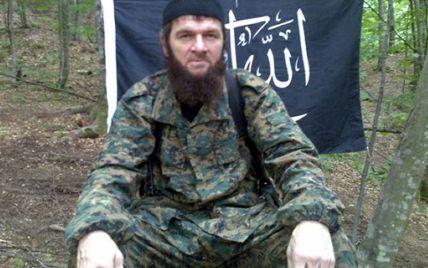 """Доку Умарова заочно арештували у справі про теракт в """"Домодєдово"""""""