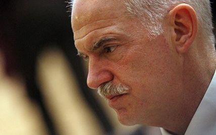 Влада Греції відмовилася від референдуму по євро