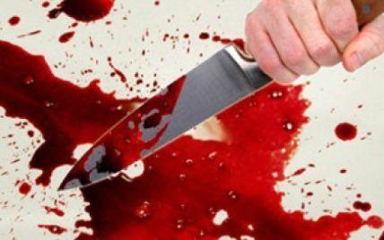 В Киеве жестоко зарезали молодого парня