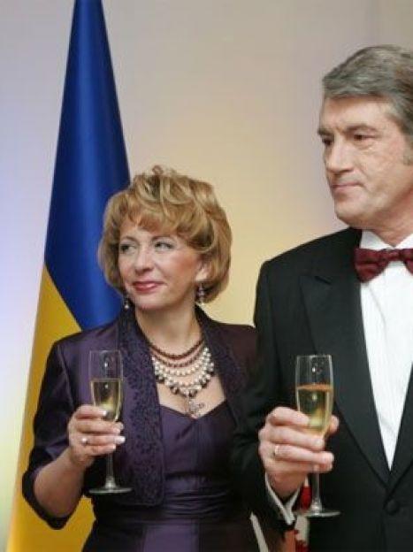 Катерина и Виктор Ющенко / © Офіційний сайт Президента України
