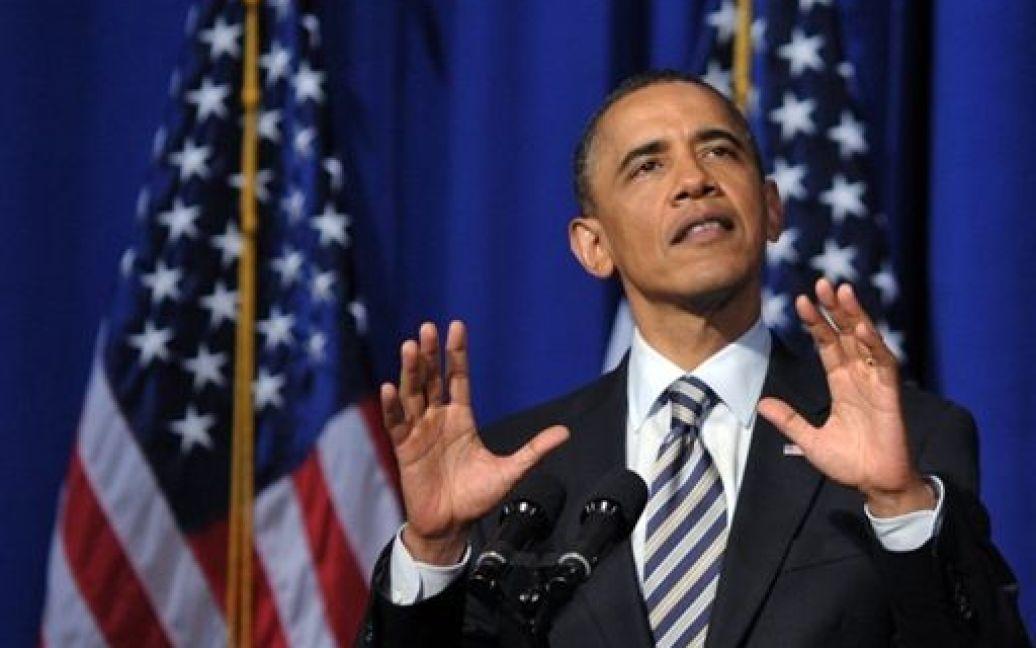 Барак Обама / © AFP