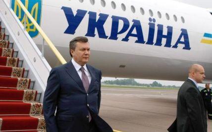 Янукович вирушає в шестиденне турне до Латинської Америки