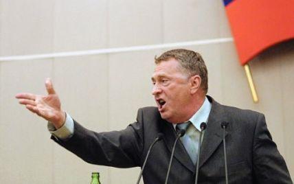 Республіка Комі оголосила Жириновського персоною нон ґрата