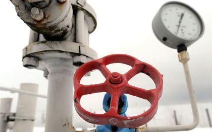 Россия перевела Украину на предоплату за газ