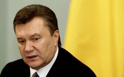 Янукович заявив, що в Україні скуповується зброя для нападів на владу