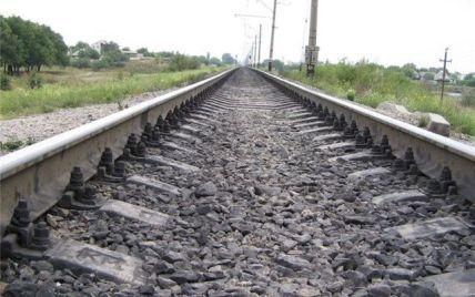 Боевики взорвали стратегически важную железнодорожную колею на Луганщине