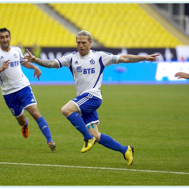 Воронін став найкращим футболістом СНД у 2011 році