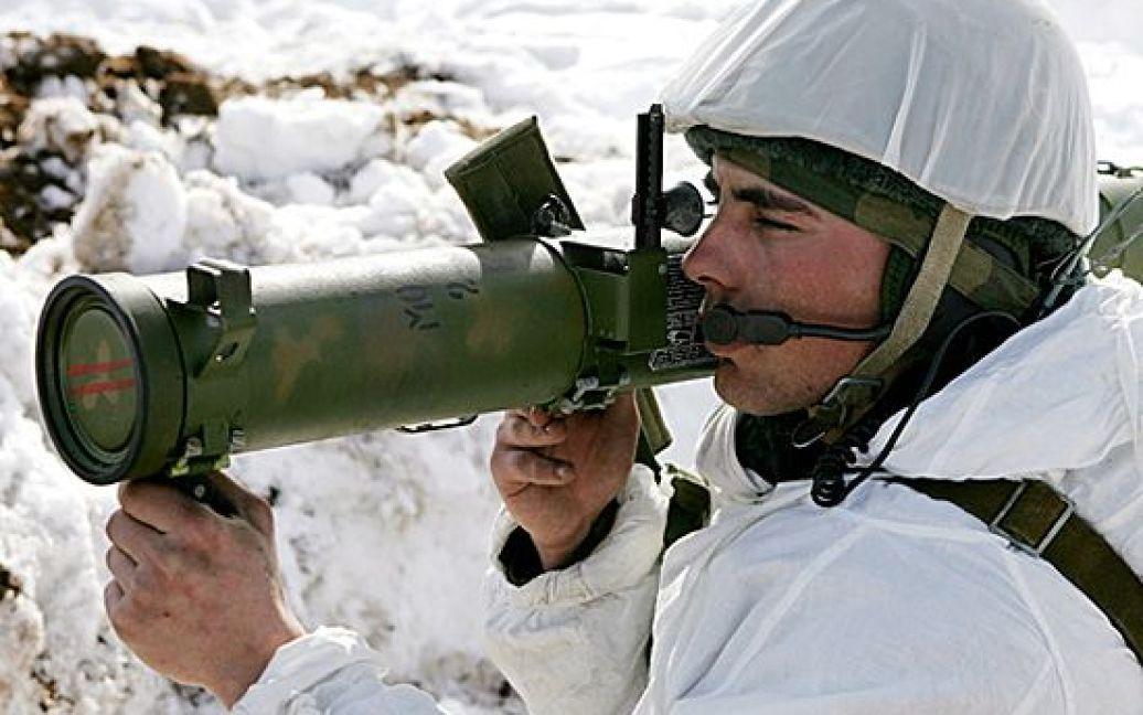 """Силовики хотят применять российские огнеметы """"Шмель"""" для охраны порядка / © function.mil.ru"""