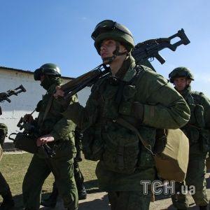 В МВД предупредили о возможности провокации и убийства российских солдат в Крыму