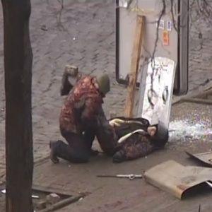 Снайпер расстреливал Институтскую с крыши здания Нацбанка - и.о. генпрокурора