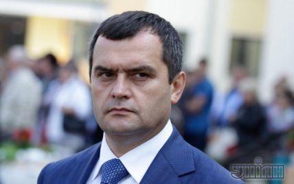 Экс-министр МВД Захарченко в аннексированном Крыму готовит боевиков в зону АТО