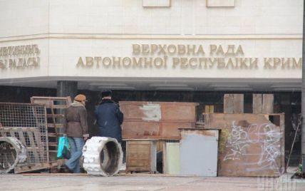 Крымские руководители признали Януковича президентом и надеются на российские деньги