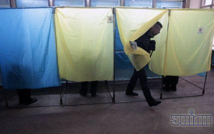 В Донецкой и Луганской областях с утра открылись не все избирательные участки