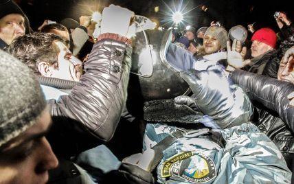 """Оппозиция сегодня потребует от прокуратуры наказать """"беркутовцев"""" за ночные стычки"""