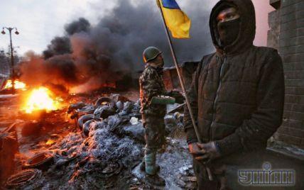 Большинство россиян одобряют разгон Майдана в Украине - опрос