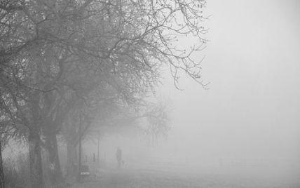 До України йдуть незначне похолодання і тумани