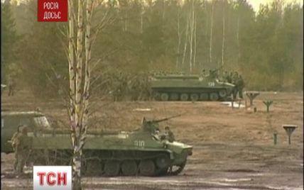 Российские военные маневры у границ Украины обеспокоили НАТО