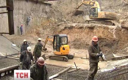 Строительство метро на Троещину не начали вовремя из-за киевской мэрии