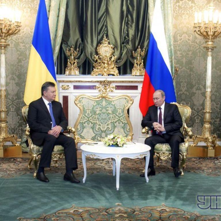 Россия одолжит Украине 15 миллиардов долларов