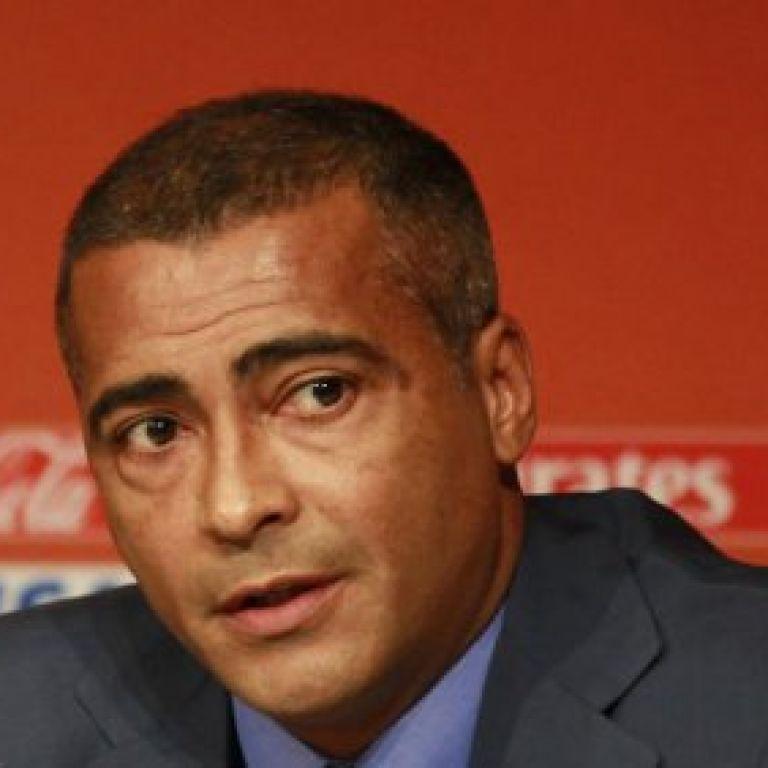 Ромарио назвал президента ФИФА вором, коррупционером и сукиным сыном