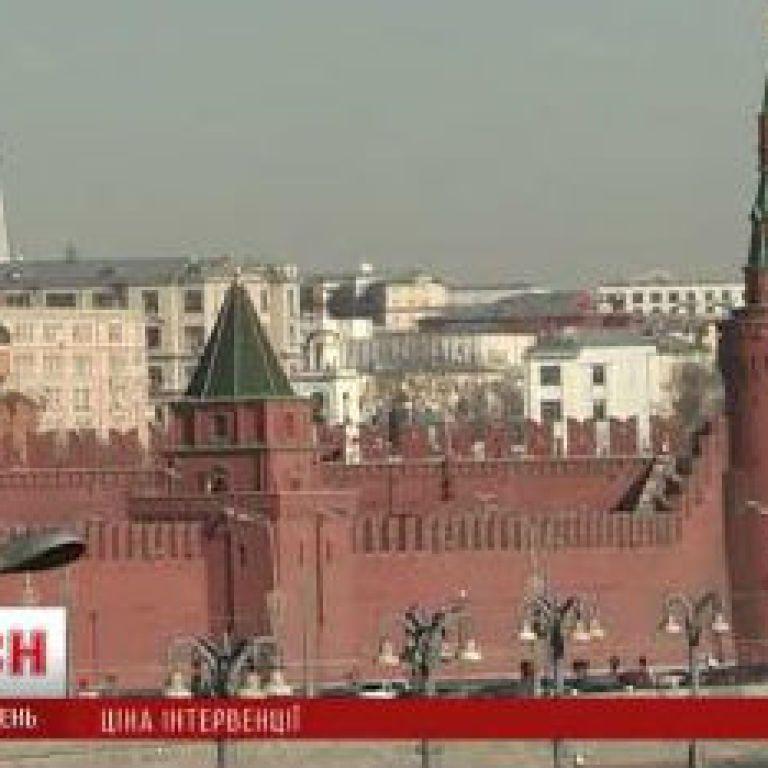 Война Путина в Крыму может привести к распаду Российской Федерации