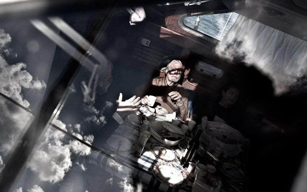 Капітан сліпий вже впродовж сорока років / © laiaabril.com