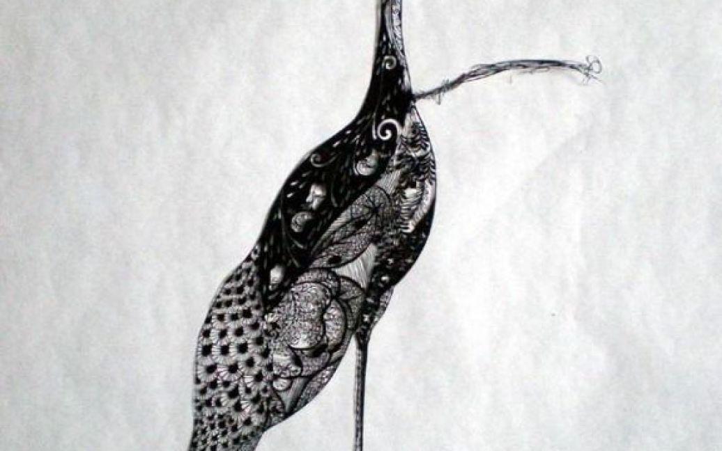 Художниця з паперу робить дивовижне мереживо / © bigpicture.ru