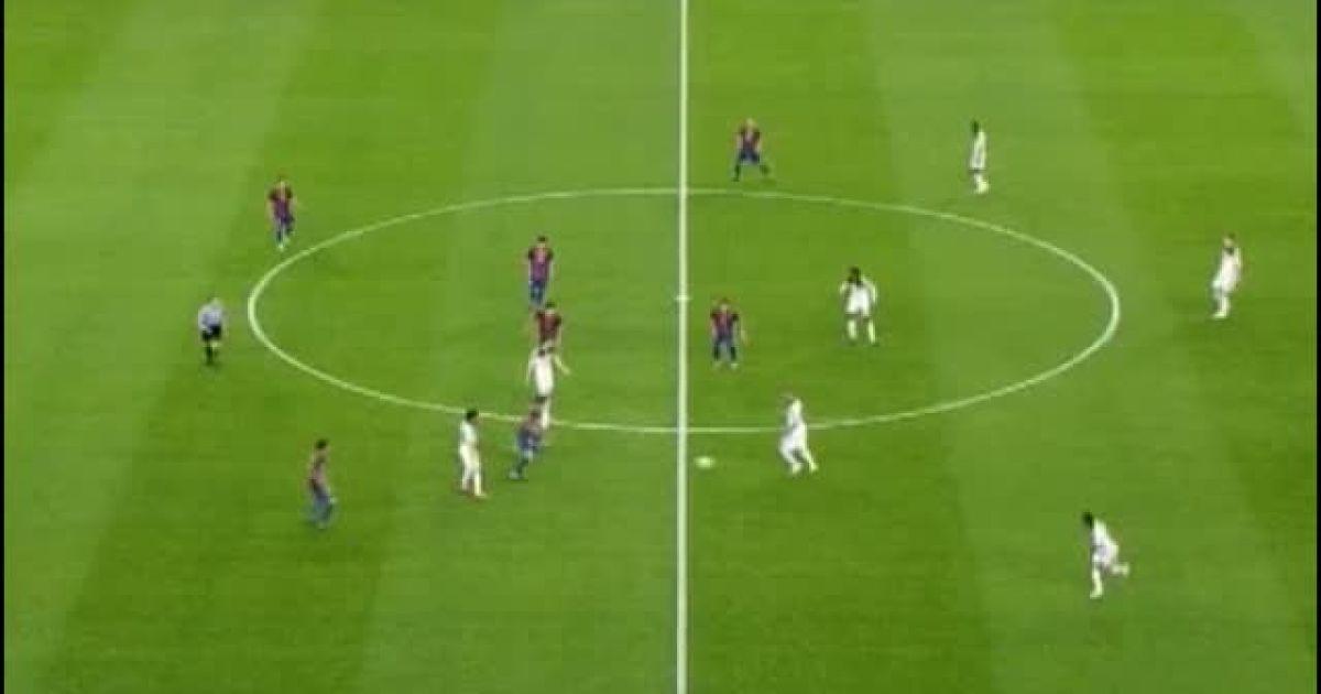 Барселона - Челси -2:2. Видеоанализ матча
