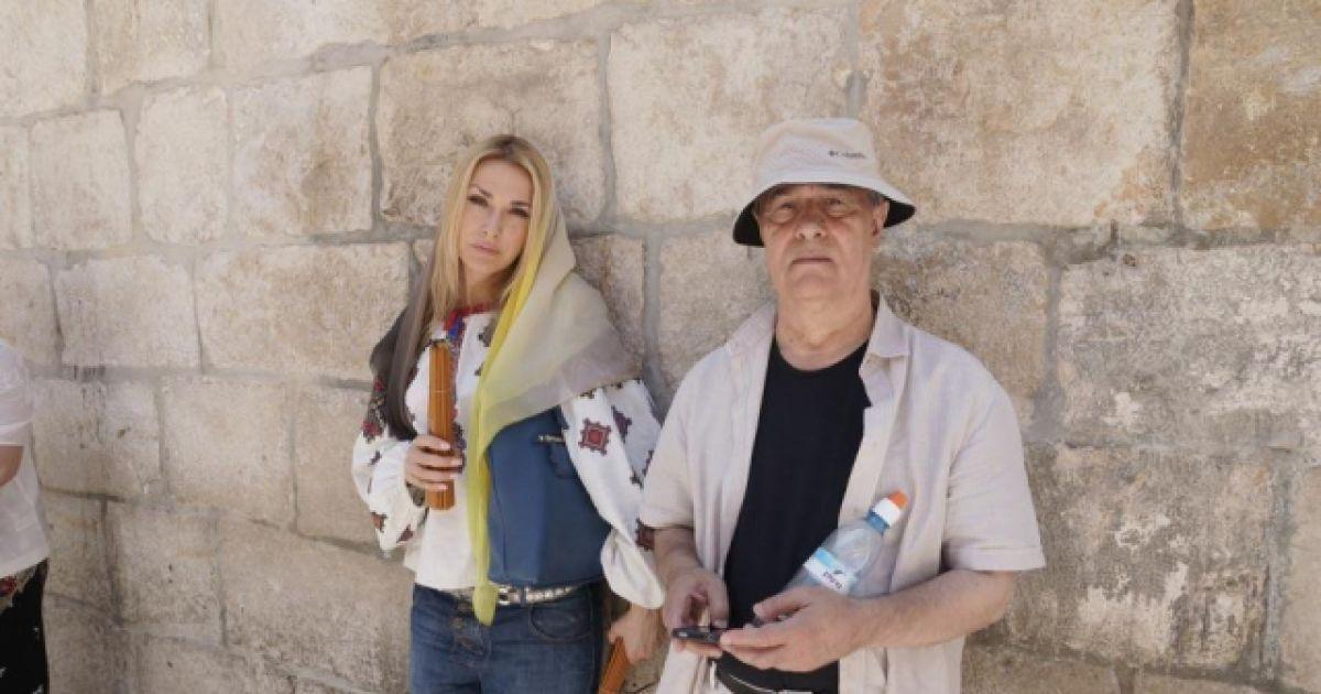 Ольга Сумська відпочила в Ізраїлі / © Facebook