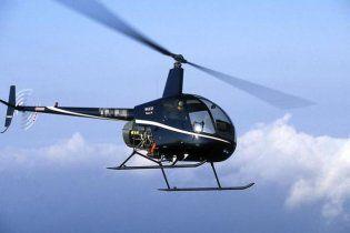 В России упал вертолет с четырьмя пассажирами, есть погибший