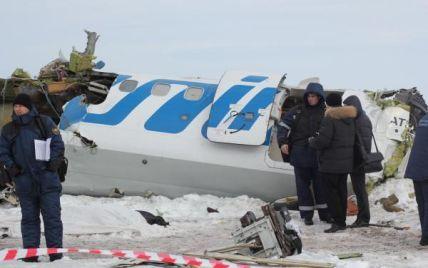Літак під Тюменню міг розбитись через обмерзання