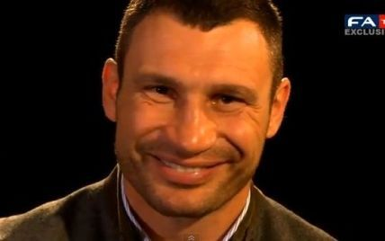 Віталій Кличко знявся у проморолику Євро-2012 (відео)