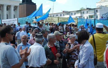 Сепаратист Аксенов запретил крымским татарам проводить митинг к годовщине депортации