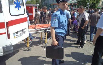У Дніпропетровську пролунали вже 8 вибухів, десятки постраждалих