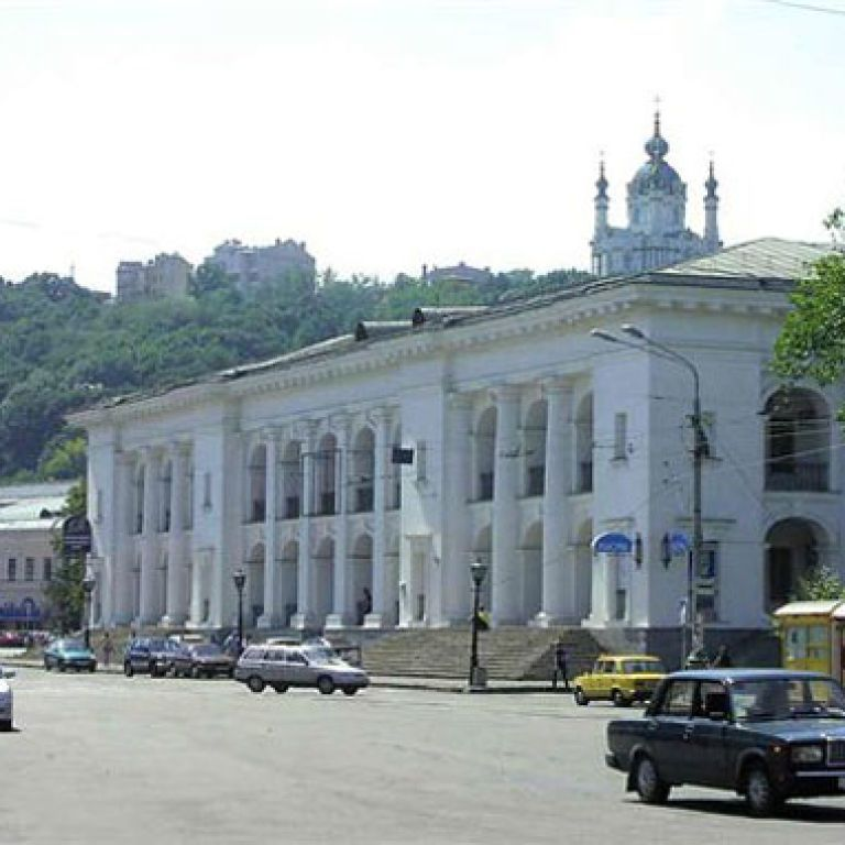 Київрада врятувала Гостиний двір від реконструкції