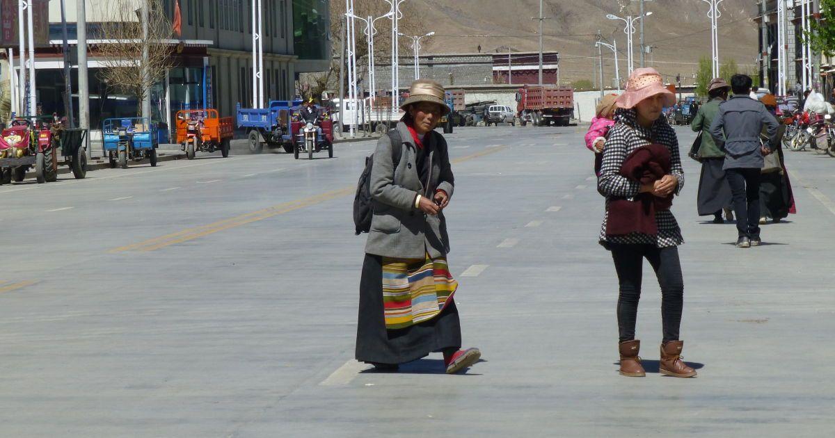 Тибетская мода / ©
