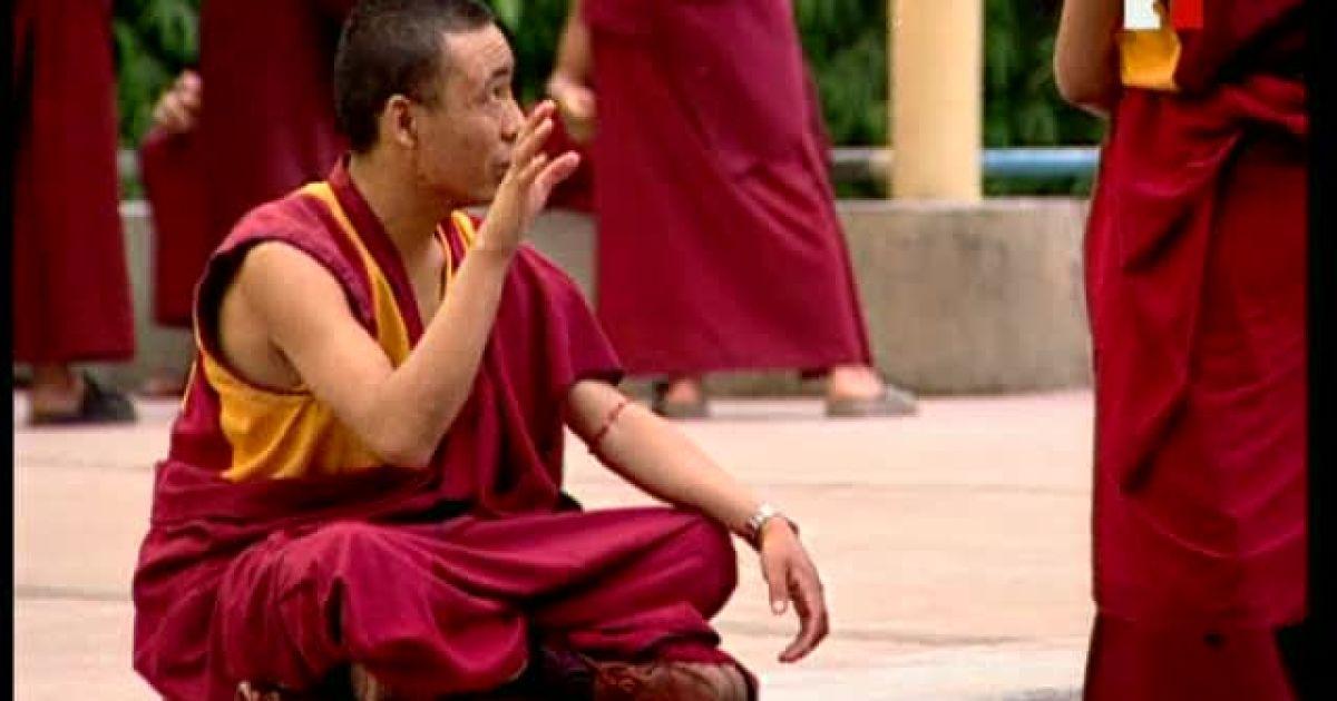 Интервью Александра Ткаченко с Далай Ламой